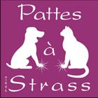 Logo Pattes à strass