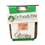 Dr.FoodLittle au SAUMON SAUVAGE