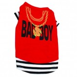 "Tee shirt  ""BAD BOY"""