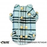 Manteau Fashion bleu