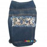 """Veste en jean """"Rock"""""""