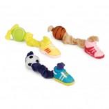chaussure vinyle avec balle