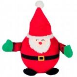 Peluche boule Père Noël