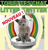 Apprenez à votre chat l'utilisation des toilettes